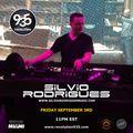 Silvio Rodrigues @ Revolution 93.5 FM Miami (September 3, 2021)