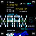 XAAX097 _ 1ERA HORA K-Bemusic + 2DA HORA Nostalgik @ BAG Radio Station