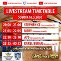 Karantena livestream 4 - A75 (16.05.2020) - Hala Kadaň