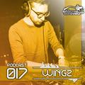 Addictive Behaviour Podcast 017 with WINGZ
