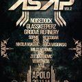 Noisedock - Live @ Apolo Club - ASAP 2 - 29.11.14