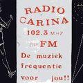 Radio Carina - Gistel (O4/01/1981): Testuitzendingen