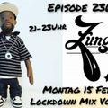 Zungenakrobaten Episode 236 - Lockdown Mix Volume 14 vom 15.02.2021
