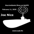 GourmetBeats SubFM February 2020
