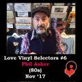 Love Vinyl Selectors #6 Phil Asher