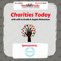 #Charities Today - 21-06-19 Ange Richardson and  Jill Cox Ambassador  End of Life Partnerrship