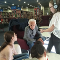 Quand les jeunes rencontrent les vieux ... Retour sur une expérience radiophonique motàmot