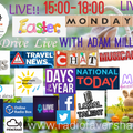 Easter Monday Drive LIVE! with Adam Mills - 5th April 2021