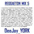 REGGAETON MIX 5 By DeeJay_YORK