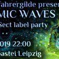 MIR closing old school goa set @ Cosmic Waves party