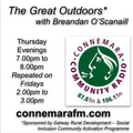 'The Great Outdoors' with Breandan O'Scannaill -  03-12-20 19:00-20:00
