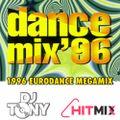 DJ Tony - 1996 Eurodance Megamix @ Retroradio / HitMix, 30.04.2021