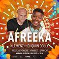 Afreeka with kLEMENZ 09/8/2021 guest: Dj QUIIN DOLLY