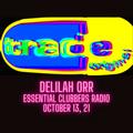 Delilah Orr - Essential Clubbers Radio - October 13, 21