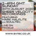 Archive of the Sheer Velocity Radio Show 30th August 2020