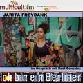 ICH BIN EIN BERLINER 1.11.2019 JARITA FREYDANK multicult.fm