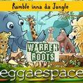 Rumble in da Jungle - Roots Jungle mix for Reggaespace.com 2019 - St Patricks Special