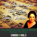 Classic CandoFM with Deborah Milledge 25/04/21