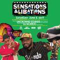 Sensations and Libations - Special Guest DJ Sickroc of The Elite Camp - Live 6.8.2019