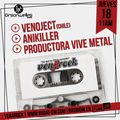 Venarock junto a  Venoject Thrash (Chile) y Anikiller