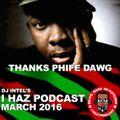 I Haz Phifecast: March 2016