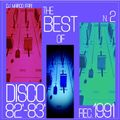 dj Marco Farì - The best of Disco 82' - 83' - n. 2 - (dj set)