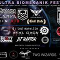 Ultra Biomekanik Fest Feat DJ Dorian Rangel