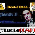 RADIO 4 SAISONS Electro Choc Episode 4 MIx LIve & Talk Show