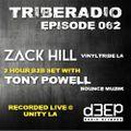 TribeRadio 062 - Zack Hill & Tony Powell