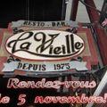 Pub Soirée Retrouvailles Bar La Vieille 5 novembre