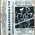 Steve 'Psycho' Bates - Oldskool House Classics Mix - Move & Groove