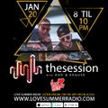 The Session with Rad & Krause on Love Summer Radio | Wednesday 20th January 2021