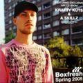 Krafty Kuts & A.Skillz - Boxfresh Mix