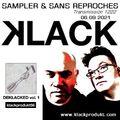 """RADIO S&SR Transmission N°1222 – 06.09.2021 (TOP Of The WEEK >KLACK """"Deklacked Vol.1"""")"""