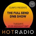 The Full Send dnb Show episode 3: Hot Radio 102.8FM