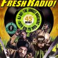 DJ Bee - Fresh Start AM Show aired 05.22.2019 #45s Bday Edition