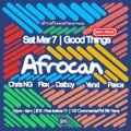 Chris NG closing set @ Afrocan 7 Mar 20