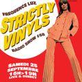 Strictly Vinyls #68 - Septembre 2021 - Saison 8