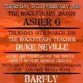 March 2010 * Tempo Sound Alliance * Conscious Be set @ Camden Barfly - London