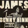 TRIBUTE TO JAMES BROWN WARMUP SET - BENNY HINN - Play Bar Syd 01.07.2017 - Funk Soul, Boogie, Breaks