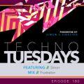 Techno Tuesdays 180 - Simon - Frustration