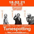 Tony Oldskool - Groove City Radio Guest Mix 18-02-21