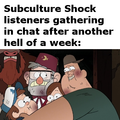 Subculture Shock: 06/06/2021