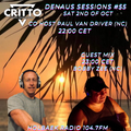 DENAUS SESSIONS #55 HOLBAEK RADIO 104.7FM-PAUL VAN DRIVER-BOBBY ZEE