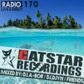 CATSTAR RECORDINGS RADIO SHOW 170