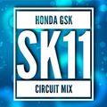 HONDA GSK  SK11 CIRCUIT MIX
