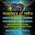 Dj Thierry @ Masters of retro Club Infinity 12 01 2013