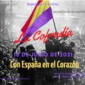 La Cofradía 18 de Julio de 2021, Con España en el Corazón