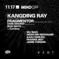 Bun Saito   -    Mind Off @ Vent   17 11 2018
