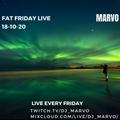 MARVO- Fat Friday Live 18-10-20